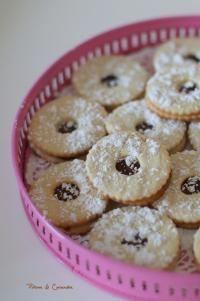 Biscuits de Noël sans gluten (mais avec beaucoup de confiture!)