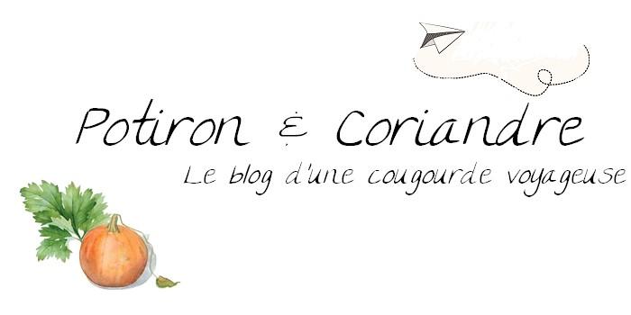 Potiron & Coriandre