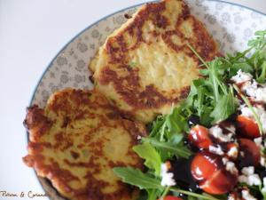 Galettes aux navets…et patates!