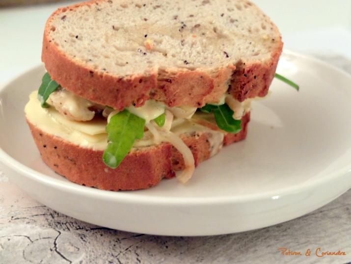 Grilled cheese chou fleur5