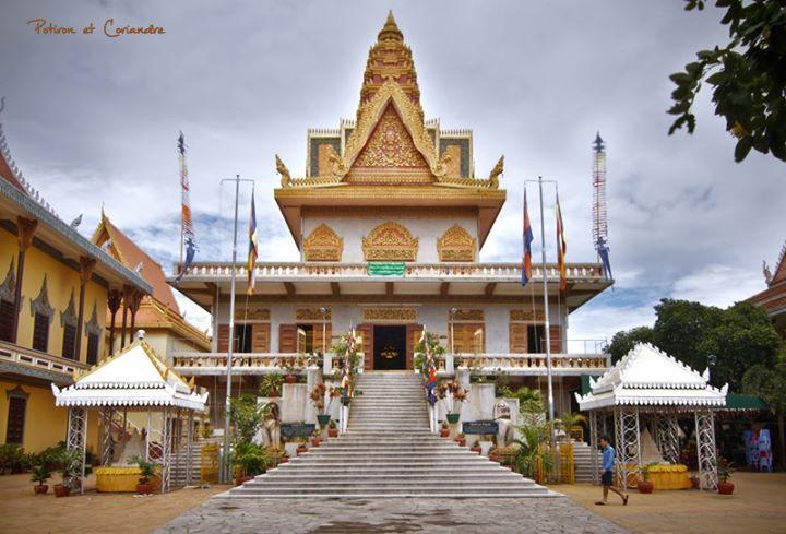 Le Wat Ounalom - phnom penh, Cambodia