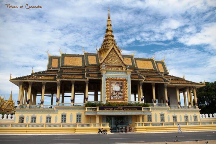 Le palais royal - Phnom Penh