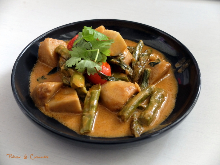 curry taro
