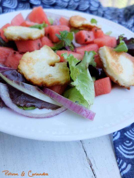salade pastèque halloumi2