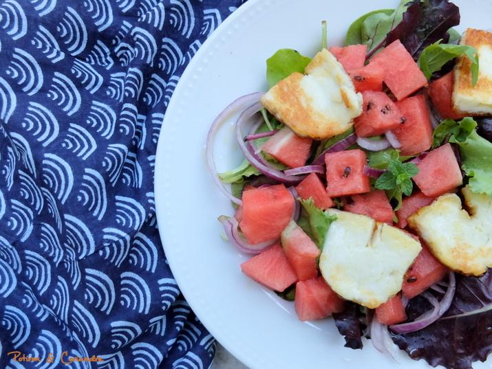 salade pastèque halloumi3