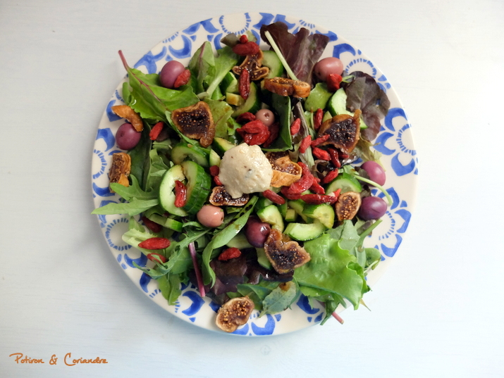 Salade Figues