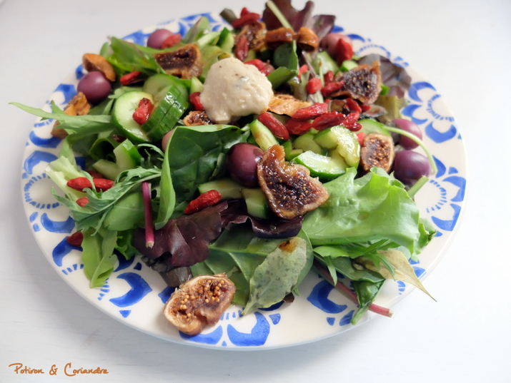 Salade Figues3