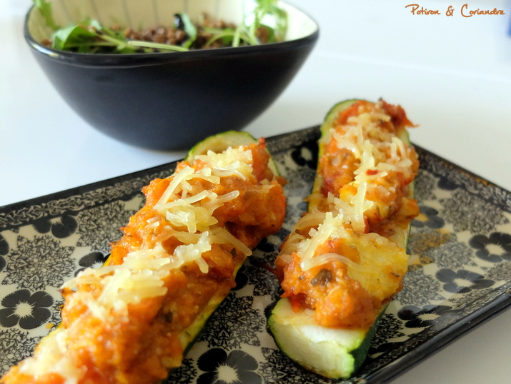 Courgettes Farcies 3