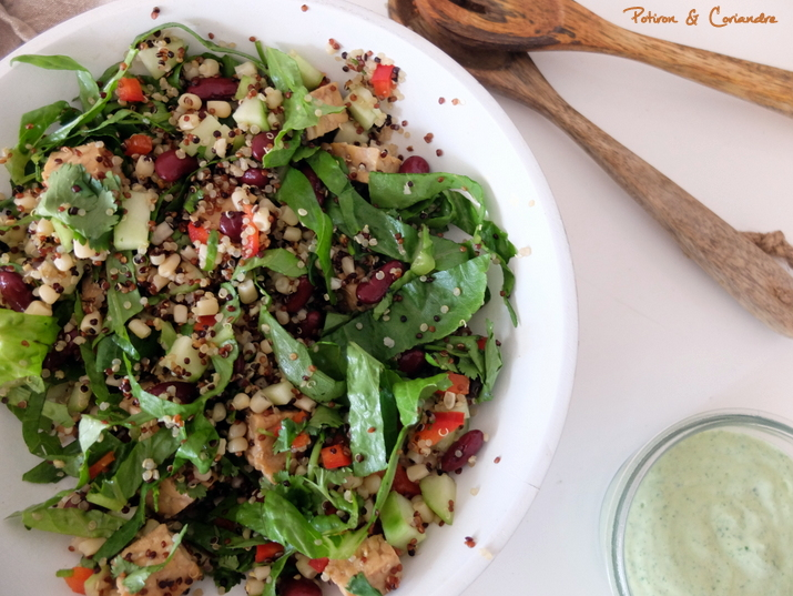 Salade Quinoa 2