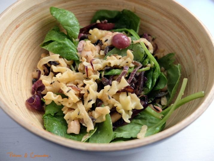 Salade haricots blancs et houmou3