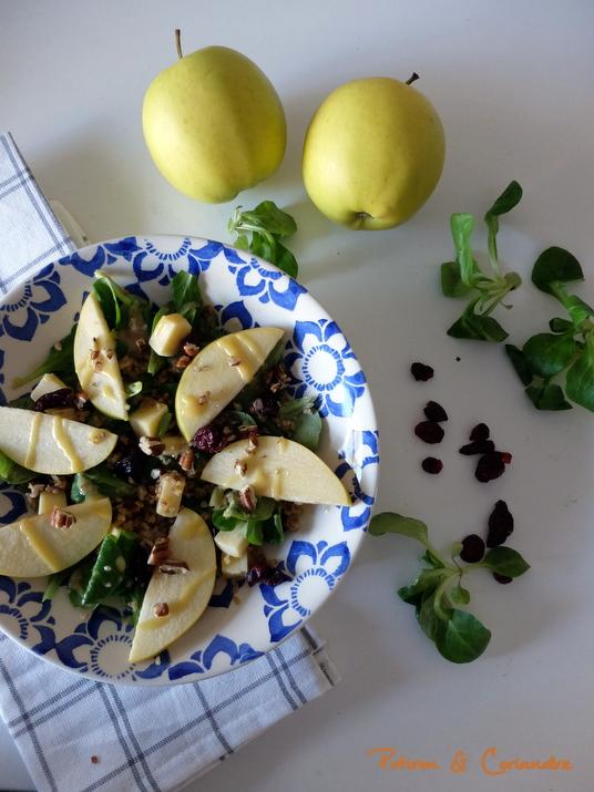 Salade D'automne