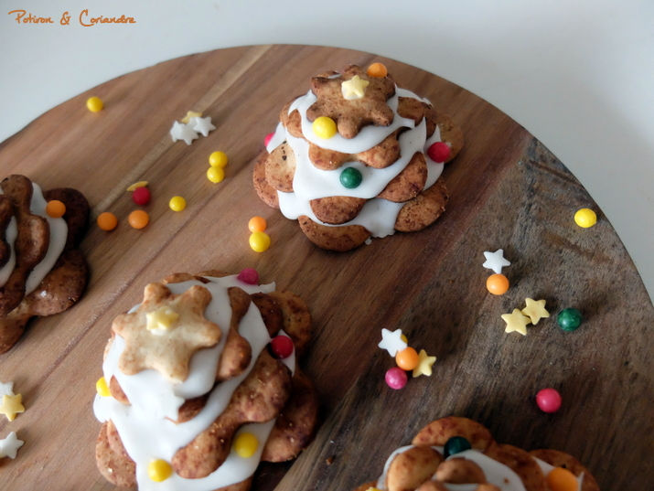 Biscuits sapins (3)