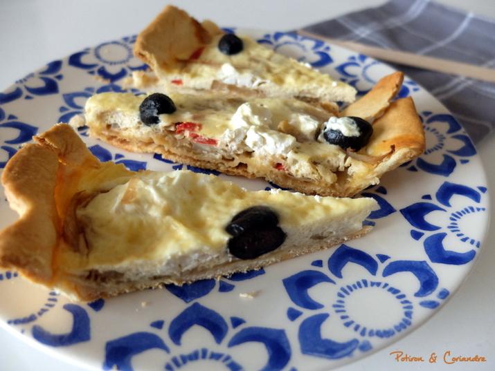 Quiche fenouil (2)