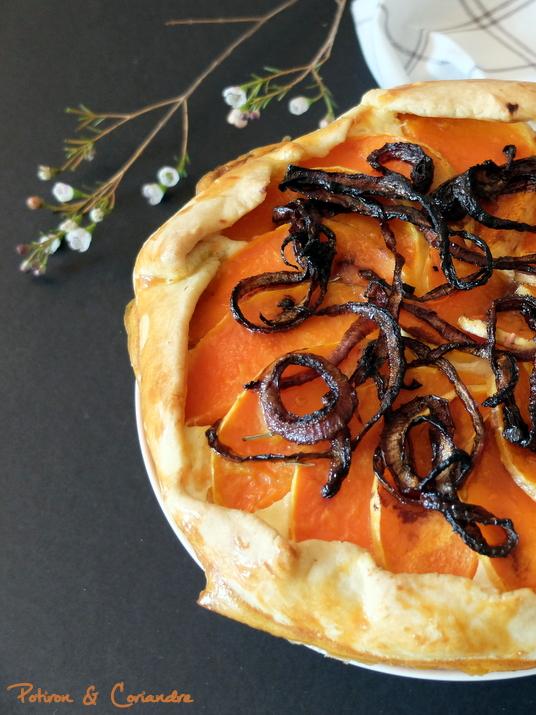 Tarte rustique butternut (2)