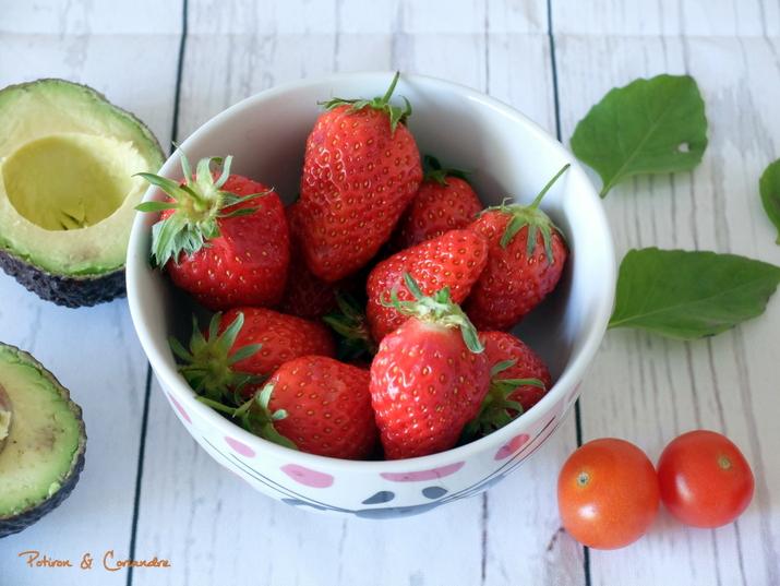 Salade_fraises