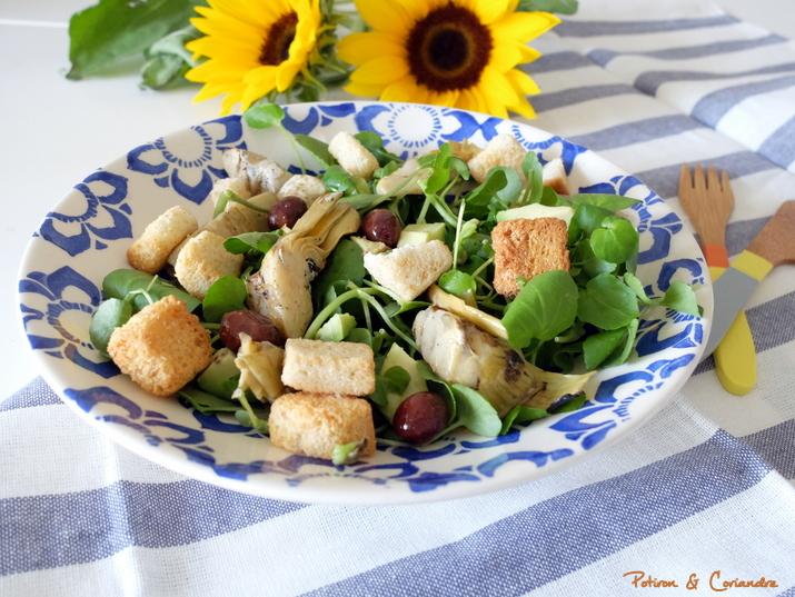 Salade_Artichauts (3)