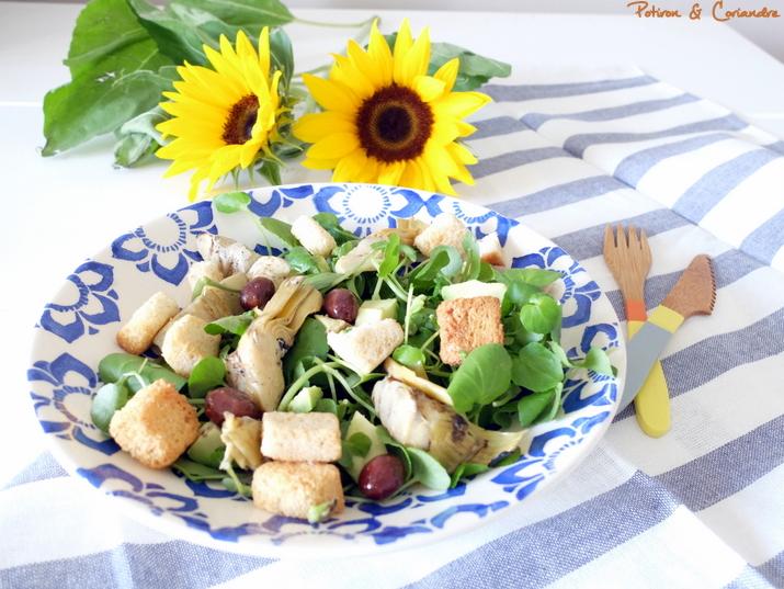 Salade_Artichauts