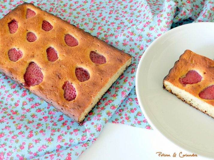 Gâteau_fraises