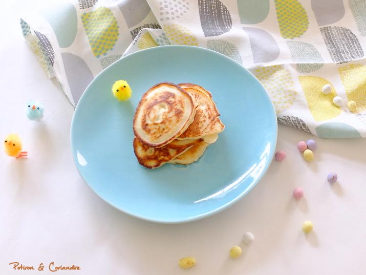 Pancakes de Paques