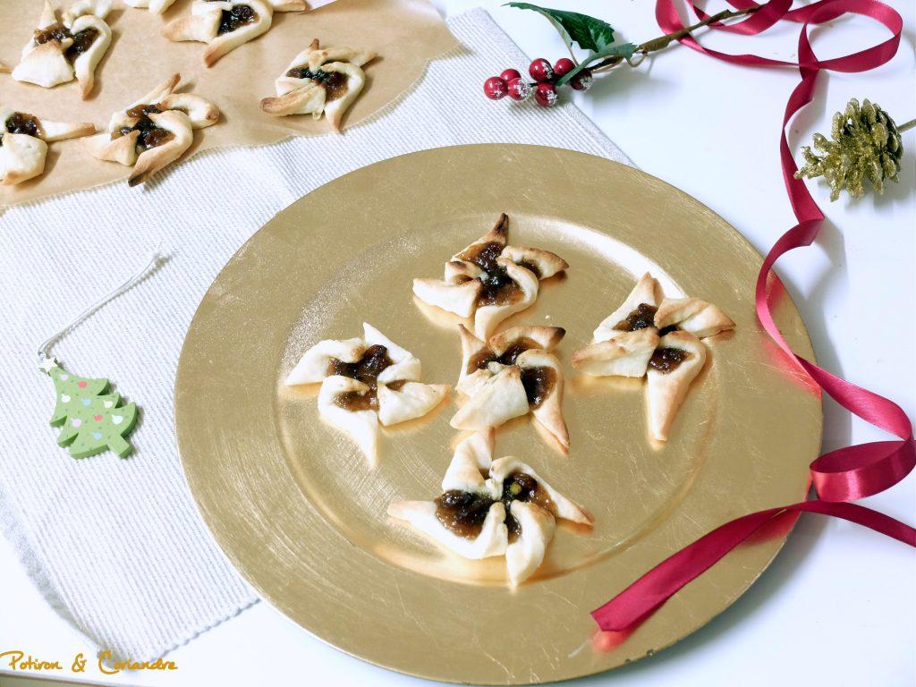 Joulutorttu – ou étoiles de Noël Finlandaises
